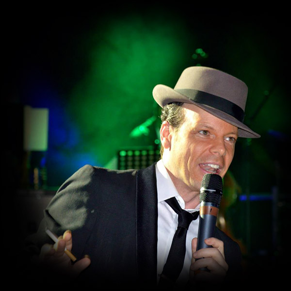 Image result for Frank Sinatra Impersonator